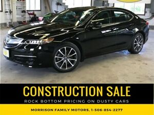 2015 Acura TLX Tech PKG | LOW KMS!!