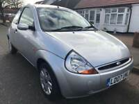 FORD 2007 KA STYLE CLIMATE 1.3/1 YEAR MOT/MINT CONDITION/SUPERB DRIVE/£875