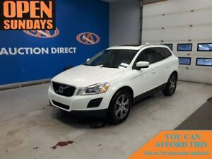 2012 Volvo XC60 T6 AWD! SUNROOF! FINANCE NOW!