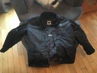 Merlin Motorbike coat, helmet & gloves