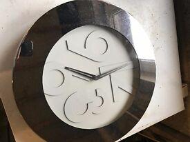Fisura Wall Mounted Clock