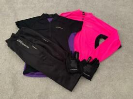 Muddy fox cycling clothing size 16 bundle