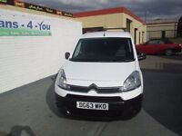 2013 berlingo 3 seats side door full service history one company owner from new belfast derry