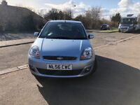 FORD FIESTA ZETEC CLIMATE 1.4 PETROL- ONLY DONE 64K- COMES WITH FULL YEAR MOT + 3 MONTHS WARRANTY
