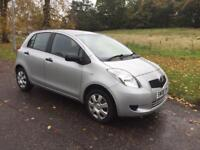 Toyota Yaris T2 Low Genuine Mileage 23.000..