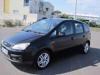 2007 FORD C MAX DIESEL ONLY 83,000 MILES VERY NICE CAR