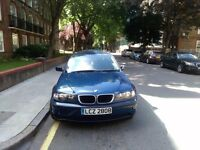 BMW 316i 2001 mot may 2018 in daily use drives very excellent with no problems first to see will buy