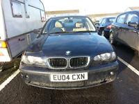 2004 BMW 3 series 318i SE Auto spares/repairs