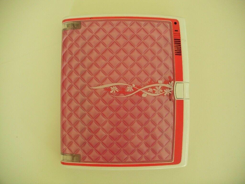 Girl Tech Password Journal Pink