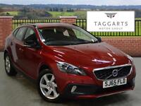 Volvo V40 D2 CROSS COUNTRY LUX (red) 2015-09-01
