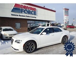 2015 Chrysler 300S, 363 HP, Remote Engine Start, 15,266 KMs