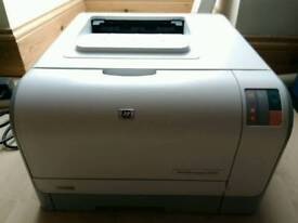 HP Color Laser Jet CP1217 printer