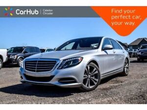 2015 Mercedes-Benz S-Class S 550|4Matic|Navi|Pano Sunroof|Backup