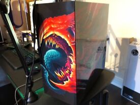 NZXT S340 Elite Hyper Beast (limited edition)