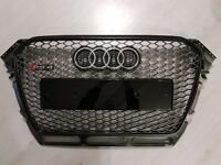 GENUINE Audi RS4 front Grill 8К0853651R PERFECT CONDITION A4 S4 B8