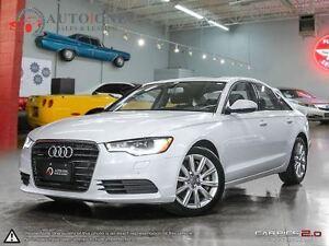 2012 Audi A6 3.0 | PREMIUM | NAVI | VERY CLEAN