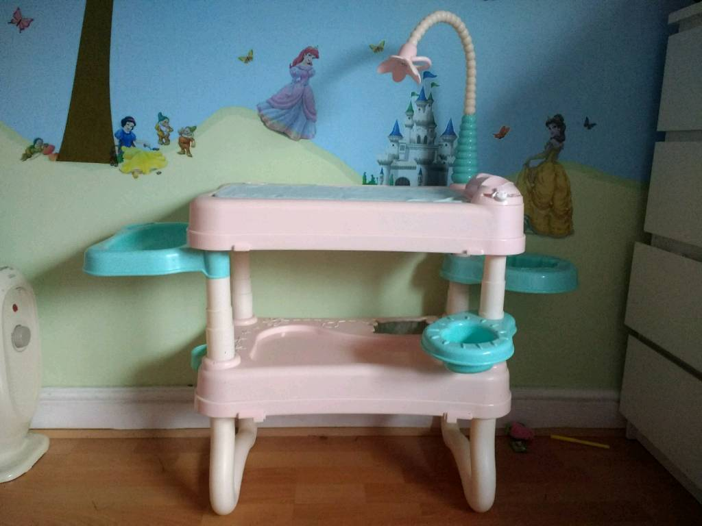 Baby Annabell Changing Table