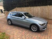 BMW 116i SE SPORTS HATCH 2012 LIQUID BLUE - Full BMW Service History, 12 Months MOT - Good spec.