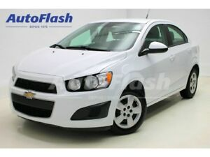 2013 Chevrolet Sonic LS 1.8L *A/C* Gr. Electric * Clean