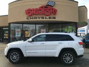2014 Jeep Grand Cherokee Limited | Fully Loaded | Power Seats |