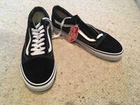 Vans Sneakers (Black) - Brand New