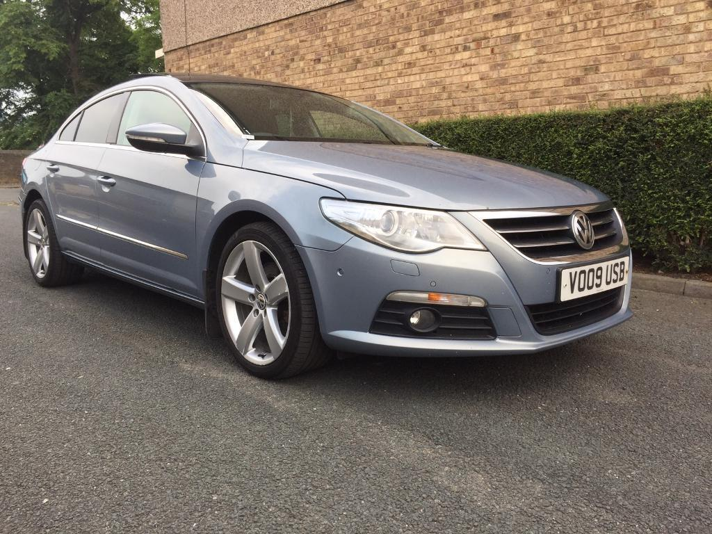 vw passat cc gt dsg auto tdi 170 2009 top spec in keighley west yorkshire gumtree. Black Bedroom Furniture Sets. Home Design Ideas