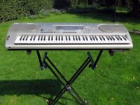 Casio Keyboard with Stand (WK3200)