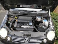 VW lupo 1.4 on coilovers cheap to insure great frist car