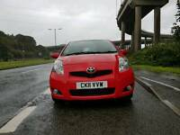 Toyota Yaris T Spirit VVT-I (1 Litre ONLY £30 A YEAR ROAD TAX)