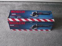 Bosch GWS Professional Angle grinder, 110v (Brand new in box)