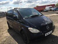 Mercedes vito van parts available