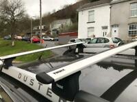 Thule roof rack to fit Dacia Duster for sale  Tonypandy, Rhondda Cynon Taf