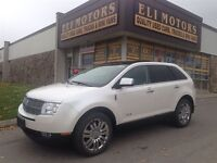 2010 Lincoln MKX NAVIGATION, LEATHER, 20WHEELS, PANORAMIC POWER