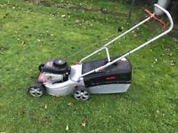AL-KO petrol mower as new condition
