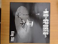 No Sports, King Ska, Original Vinyl LP, excellent condition, with all inserts, £15