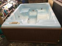 Spaform Hot Tub