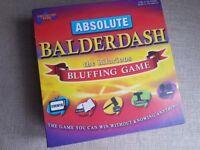 Absolute Balderdash Board Game - Brand New