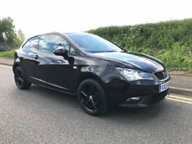 Seat Ibiza 1.4 Toca SportCoupe 3dr - FSH+SAT NAV+LONG MOT