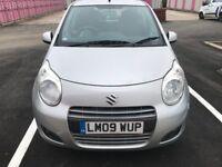 2009 suzuki alto 996 cc 5 door mot 08/2019 tax £20 a year £1499 no vat