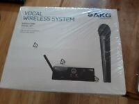 AKG Wireless Microphone WMS40