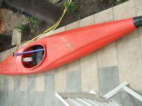 Single Seater Canoe