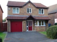 4 Bed Detached House to rent Fully Furnished near Gatley