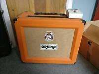 Orange Rocker 30 Combo Guitar Amp & Footswitch
