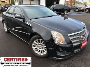 2010 Cadillac CTS ** HTD LEATH, BLUETOOTH, BOSE STEREO **