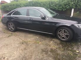 PCO Cars Rent - Uber/Cab Ready - MERCEDES S 350 - LATEST CARS - INCREASE YOUR GAIN