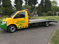 2007 VW TRANSPORTER RECOVERY TRUCK