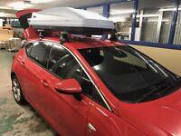 Thule Touring Sport Slimline Roof Box (Used Twice)
