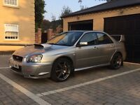 2005 Subaru Impreza WRX STI Type UK Wide-Track DCCD with PPP