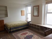 Lovely light and spacious bed-sittingroom in Artist's house