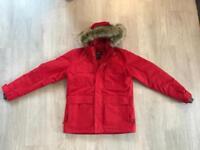 Jack Wolfskin Red Jacket, Large